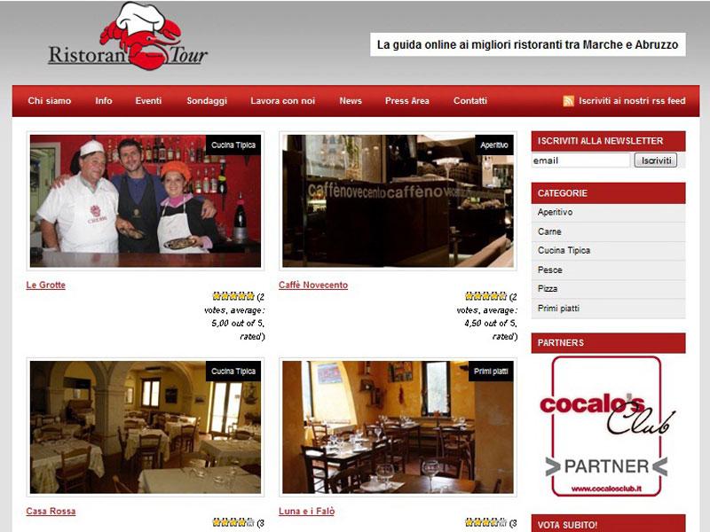 www.ristorantour.it